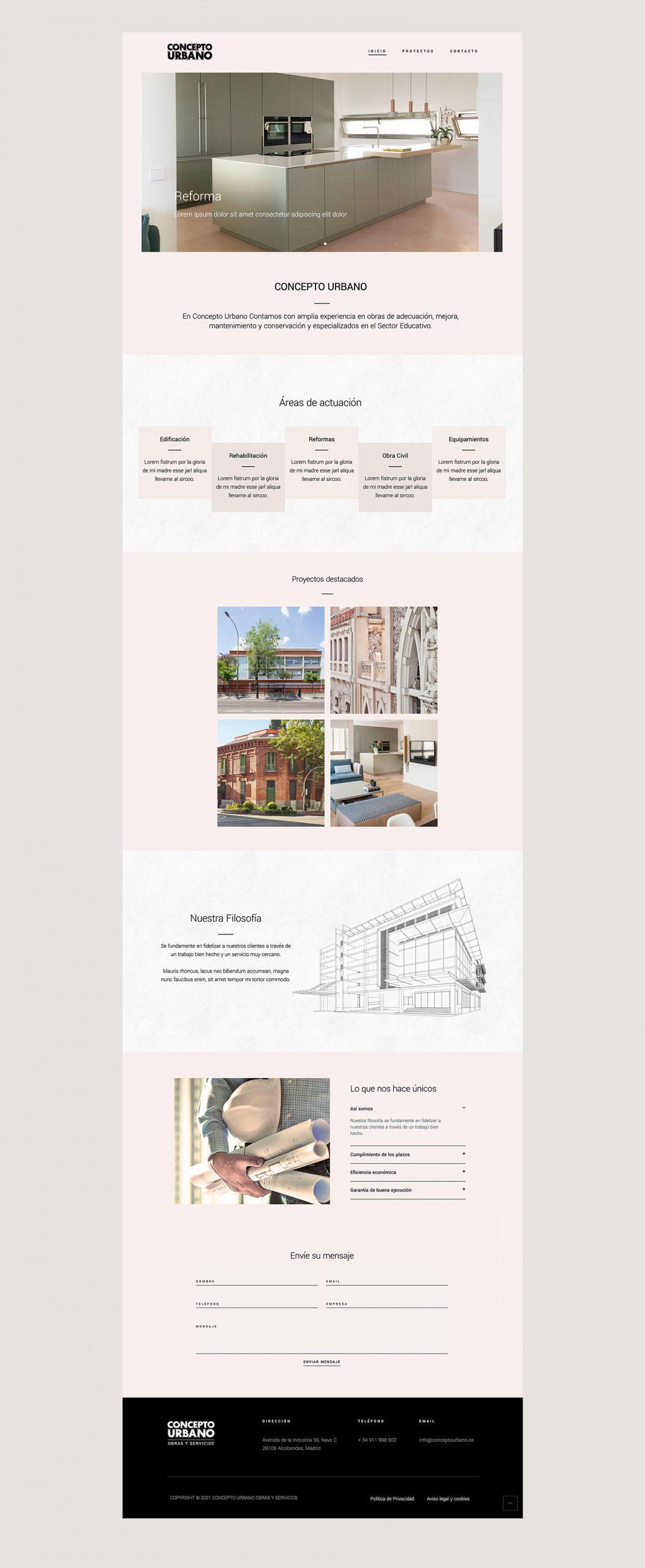 diseñowebvigo_arquitectura